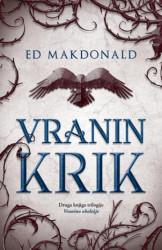 Vranin krik - Ed Makdonald ( 10310 )