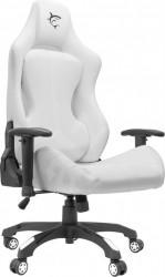 White Shark monza white gaming chair