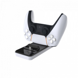 White shark PS5 504 clinch charging dock