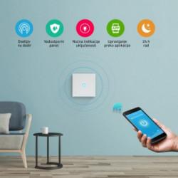 Wi-Fi smart prekidač svetla 1x5A ( WFPS-W1/WH )