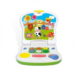 Win Fun 8071-01 Junior laptop Krava