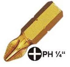 "Witte pin PH2 1/4""x25 ekstra tvrdi ( 27121 )"
