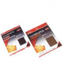 Womax brusni papir K120 alu-oxide 230x280mm ( 0100412 )