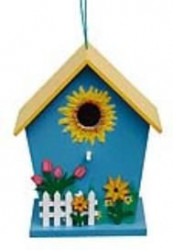 Womax kućica za ptice i hranilica 160mm x 125mm x 200mm ( 0291502 )