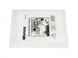 Womax najlon za prekrivanje 4x5m tanji ( 0211493 )