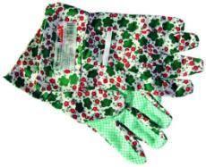 """Womax rukavice baštenske sa cvetićima veličina 8"""" ( 79032318 )"""