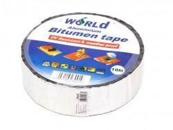 Womax traka aluminium bitumen 50mm x 1.5mm x 10m ( 0252545 )