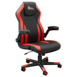 WS DERVISH BR Gaming Chair Black Red