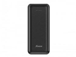 Xwave dodatna baterija(punjač) 5000mAh/2.4A /USB mesta za punjenje/USB Type-C/ kab ( NT 05 black )