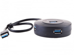 Xwave USB 3.0 HUB 4-PORT ( HUB 3.0 -A ROUND )