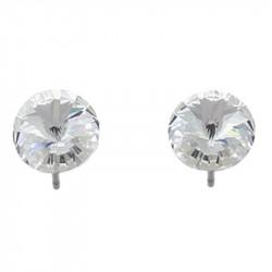 Ženske Oliver Weber Basic Midi Crystal mindjuše sa swarovski belim kristalom