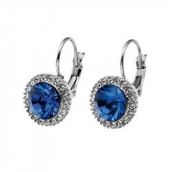 Ženske Oliver Weber More Sapphire mindjuše sa swarovski plavim kristalom