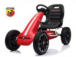 Abarth Formula na pedale Model 952 sa mekim gumama - Crvena