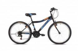 "Adria bicikl stinger 24""/18ht crno-plavo 12.5"" ( 918182-15 )"