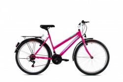 "Adria bonita 26""/18ht pink-tirkiz ( 921226-19 )"
