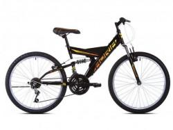 """Adria Dakota bicikl 26"""" crno-oranž ( 916255-19 )"""