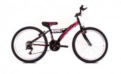 Adria Stinger bicikl 24''/18HT crno-pink ( 916178-12 )