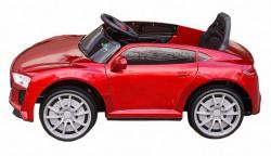 Automobil 255/1 Sa daljinskim upravljanjem za decu 2x35W - Metalik crveni