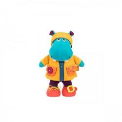 B toys plišana igračka obuci me HIPPO ( 312034 )