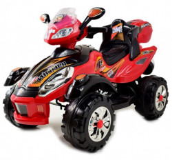 Bagi 115 Quad Motor za decu na akumulator - Crveni