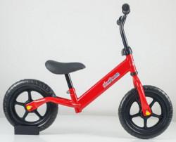 Balance BIKE Bicikl bez pedala Model 750 - Crveni