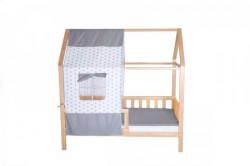 Baldahin za krevet DOMEK sa prozorom ( 77007 )