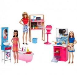 Barbie set sa namestajem ( MADVX51 )