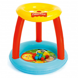 Bazen na naduvavanje Bestway Fisher-Price Animal Friends sa lopticama ( 93541 )