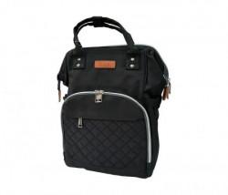 BBO BT047 torba za mame sport mama bag - crna ( BQ047CRN )
