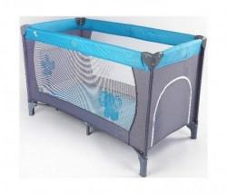 BBO Krevet torba 1 nivo sivo-plava ( 8069BV1 )