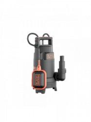 Black & Decker BXUP750PTE potapajuća pumpa za prljavu i čistu vodu 750W plastično kućište