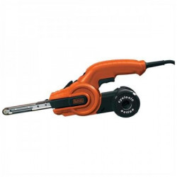 Black+Decker tračna brusilica 350w uska traka 13 / 451 mm el. regulacija ( KA900E )