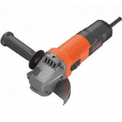 Black+Decker ugaona brusilica 750w, ploča 115 mm, 11.000 o/min no-volt ( BEG110 )