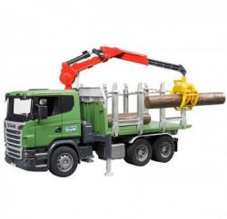 Bruder Kamion Scania za prevoz drva ( 035242 )