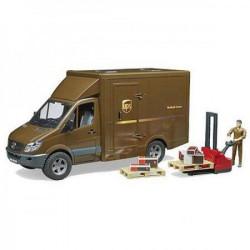 Bruder Kamion Sprinter UPS courier sa paletarom ( 025380 )