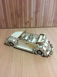 Buba 3D Drvena Slagalica