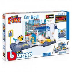 Burago street fire car perionica ( BU30406 )