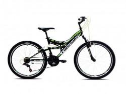 """Capriolo CTX 260 26"""" 18ht crno-zeleno 16"""" ( 917351-16 ) Bicikl"""