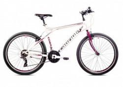 "Capriolo MTB Cobra 26""/21ht belo-ljubicasti bicikl ( 919412-20 )"