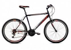"""Capriolo MTB Passion 26""""/18ht crno-crveni bicikl ( 919370-19 )"""