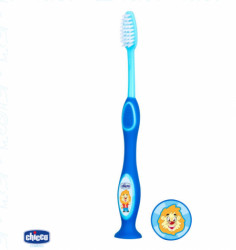 Chicco četkica za zube za dečake 3-6 god ( A002649 )