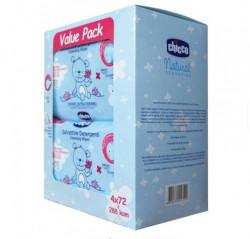 Chicco ns vlažne maramice 4-pack 288kom ( A029711 )