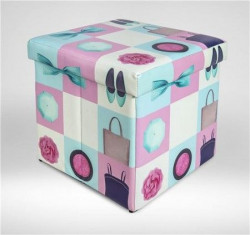 Childream Tabure kutija 36x36x36cm mašnica ( 0181303 )