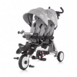 Chipolino tricikl 2fun grey ( 710345 )