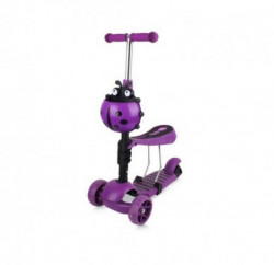 Chipolino trotinet Kiddy evo purple ( 710350 )