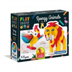 Clementoni play creative zivotinjice set ( CL15271 )