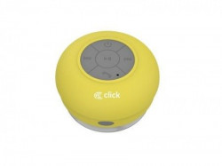 Click BS-R-WS Zvucnik bluetooth Waterproof Shower žuti ( BSRWSY )