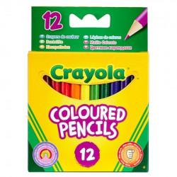 Crayola 12 mini bojica drvena bojica ( GAP256250 )
