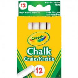 Crayola bele krede 12 kom ( GAP256236 )