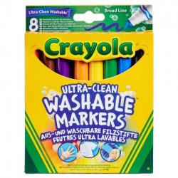 Crayola siroki perivi markeri 8 kom ( GA256348 )